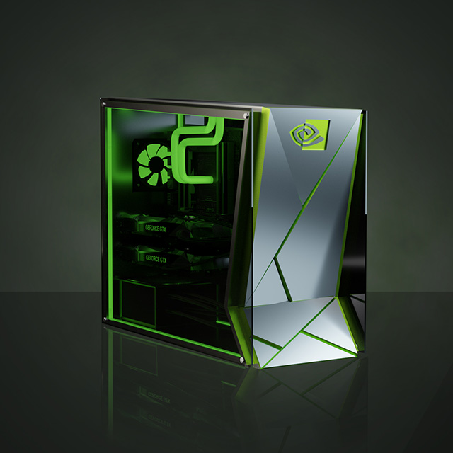 Nvidia Ultimate Gaming PC